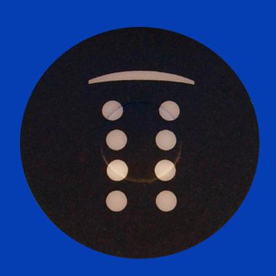 65-2080, CONTROL, OVERLAY, AUX REMOTE, 2013 - Present