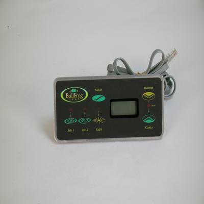 65-1185, Control, Pad, Deluxe, 2 Pump, 1997-2003 B-65-1185