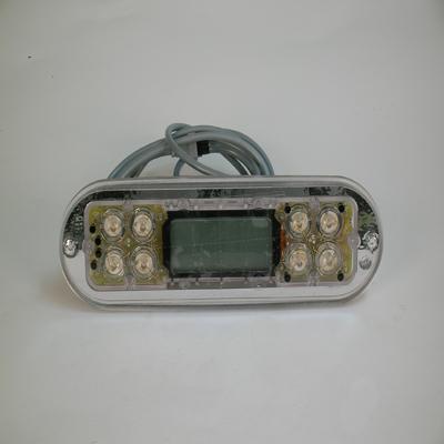 65-1186, Control, Pad, EL, Premier, No Overlay, 2003 - 2012 B-65-1186