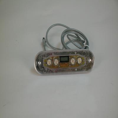 65-1217, Control, Pad, EL, Select, No Overlay, 2004-2007 B-65-1217