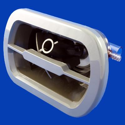 10-2545, Jet, Vertassage Assembly, Charcoal, 2009-2012