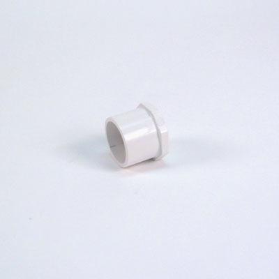 10-1710, PVC, Plug, 1-1/2