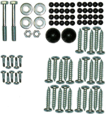 45-1845, Coverlift, CoverMate I, Screw Kit