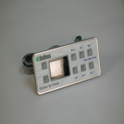 65-1215, Control, Pad, Premium, 2 Pump, 1997-2000
