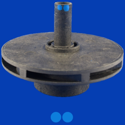 65-1377, Pump, AquaFlo, Impeller, 2.0/4.0 Hp, 60Hz