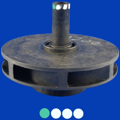65-1378, Pump, AquaFlo, Impeller, 2.5/4.8 Hp, 60Hz