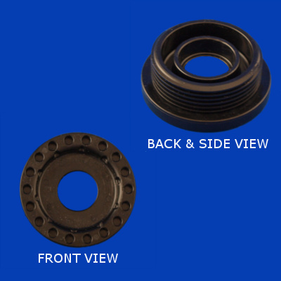 10-2885, FITTING, VALVE NUT