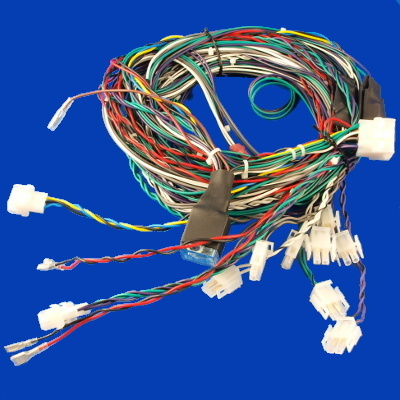 75-1555, STEREO, WIRE HARNESS