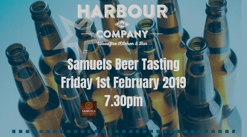 Samuels Beer Tasting 1st February 2019 00051