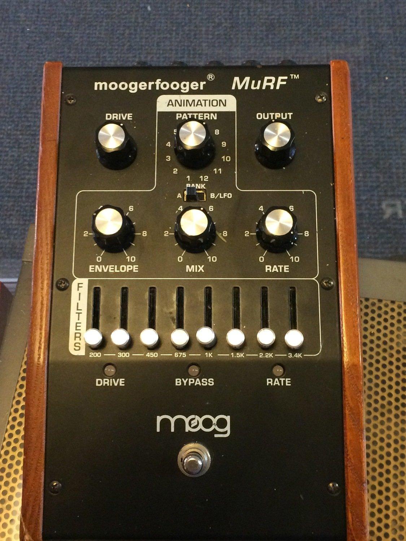 Moog MF-105 MuRF pedal