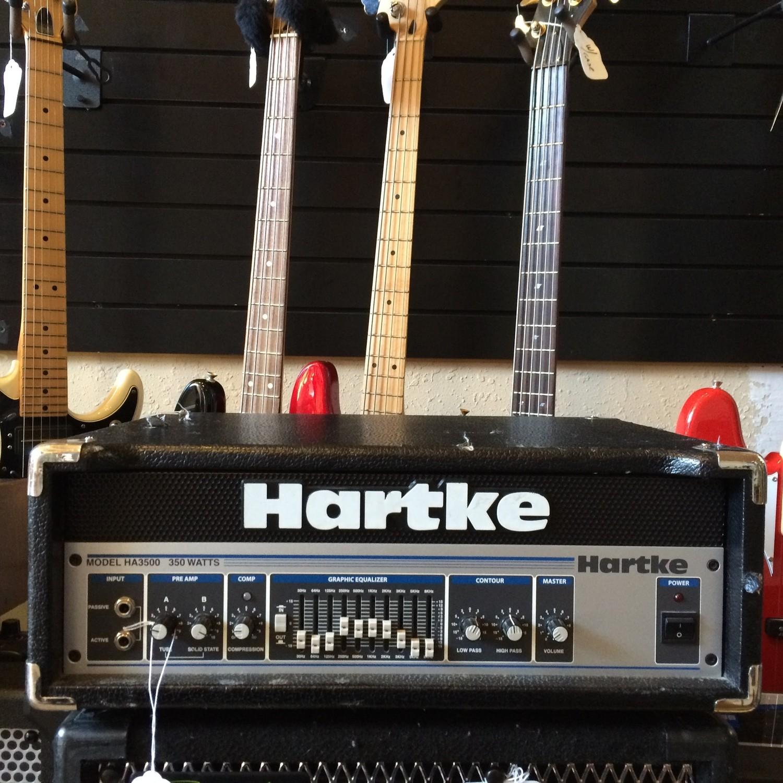 Hartke HA3500 350 Watt Bass Head
