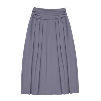 Взрослая юбка лавандовая (весна-лето 2020)