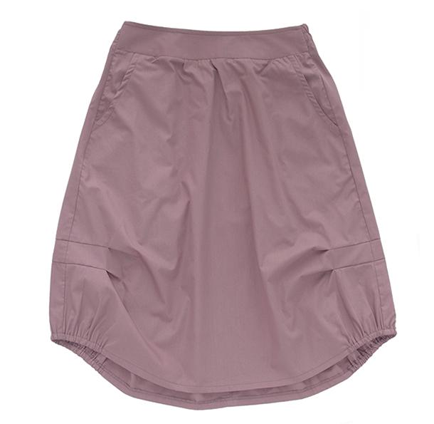Взрослая юбка розово-лиловая (лето 2016)