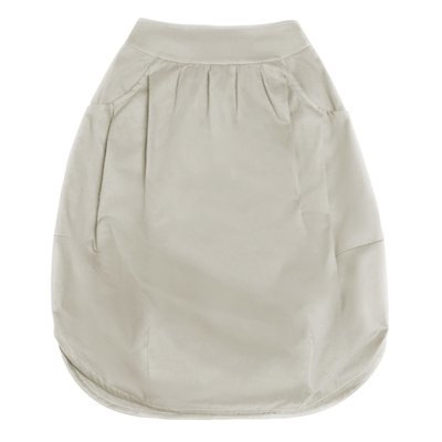 Взрослая юбка бежевая (2018)