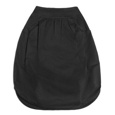 Взрослая юбка черная (2018)
