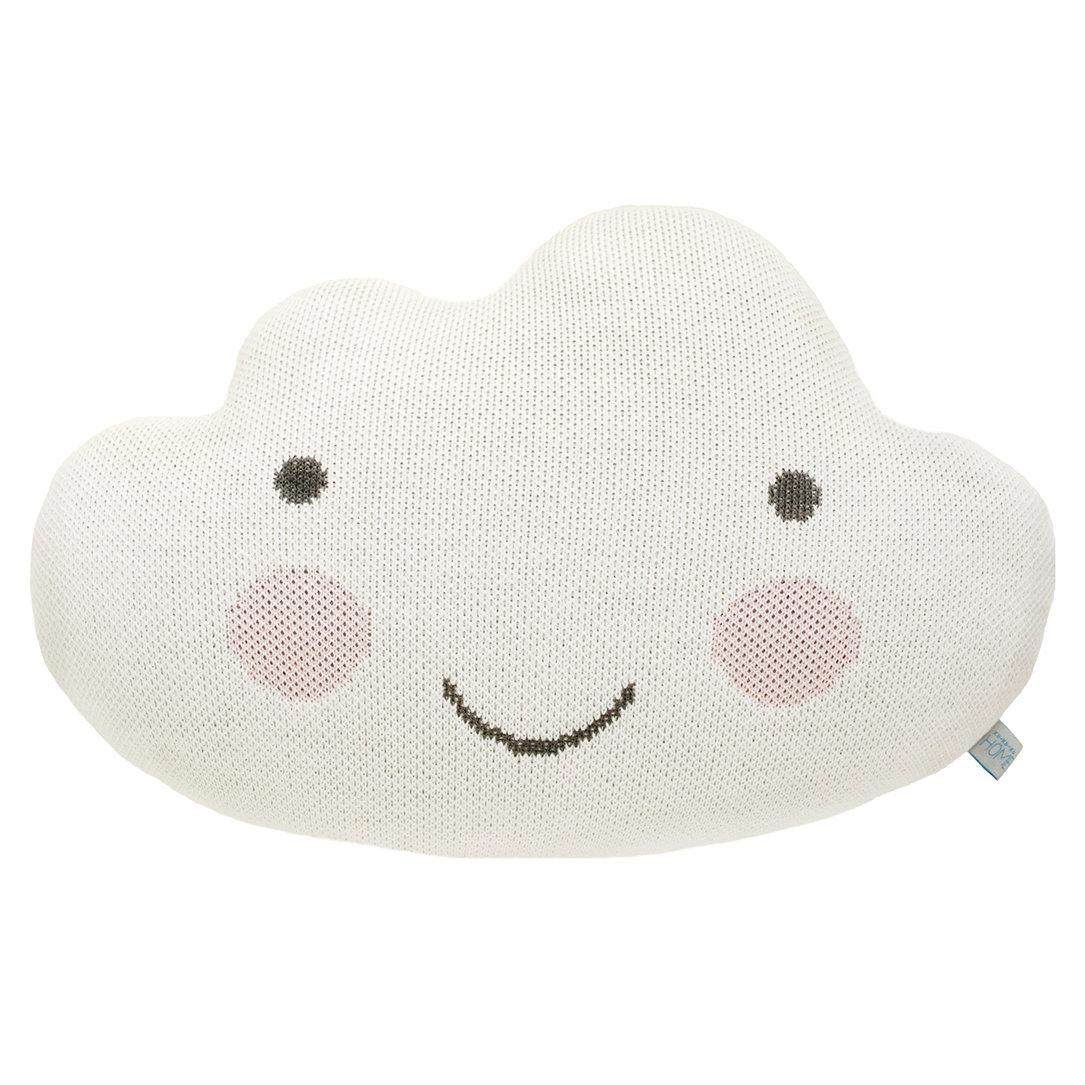 Подушка-облако белая