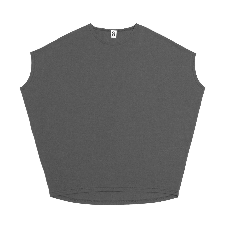 Взрослая футболка темно-серая