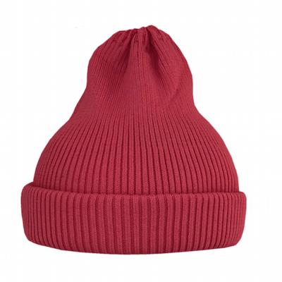 Хлопковая шапка ko-ko-ko красная