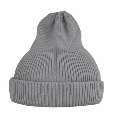 Хлопковая шапка ko-ko-ko серая sharkskin