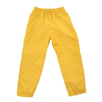 Штаны желтые