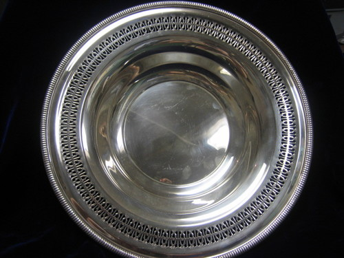 Silver Serving Tray William Rogers