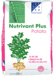 Нутривант Плюс Картофель (1кг ) 00075