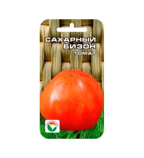Томат Сахарный бизон 00869