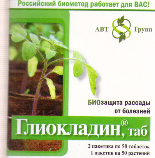 Глиокладин (100 таблеток) 00977