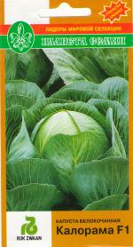 Капуста белокочанная Калорама F1 01277