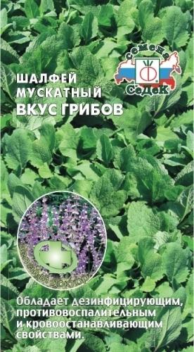 Шалфей мускатный Вкус грибов 01374