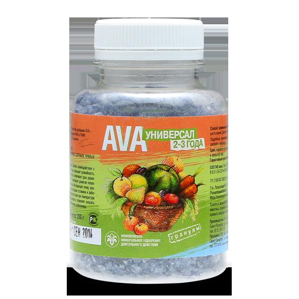 AVA Универсал 2-3 года (гранулы) 900 г. 02040