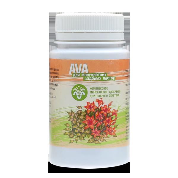 AVA для многолетних садовых цветов 100 г. 01396
