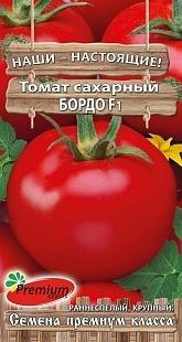 Томат сахарный Бордо F1 01607