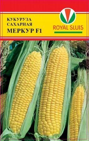Кукуруза сахарная Меркур 01744