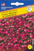 """Лобелия ампельная Серия """"Фонтан"""" малиновая 00273"""