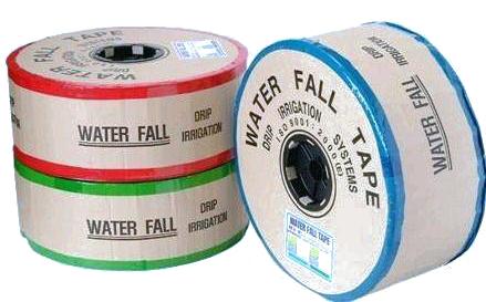 Капельная лента Water Fall (Корея) (0,15мм)-2,5л/ч-20см.(500м) 00002