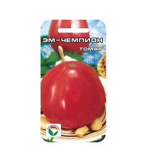 Томат ЭМ-чемпион 00990
