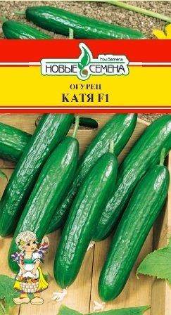 Огурец Катя F1 01237