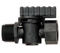 Кран для воды F3/4 x M3/4 00043