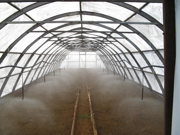 Туманообразующий комплект с подвесом с EXL –крестообразным фоггером 16л/ч 00305