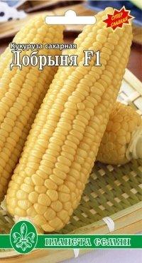 Кукуруза сахарная Добрыня F1 02337