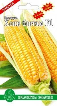 Кукуруза сахарная Хони Бэнтам F1