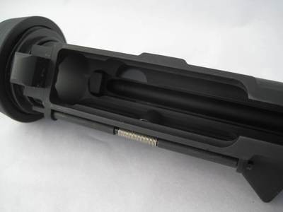 Forged M4 Upper - Stripped