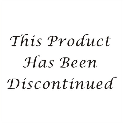 Discontinued Item