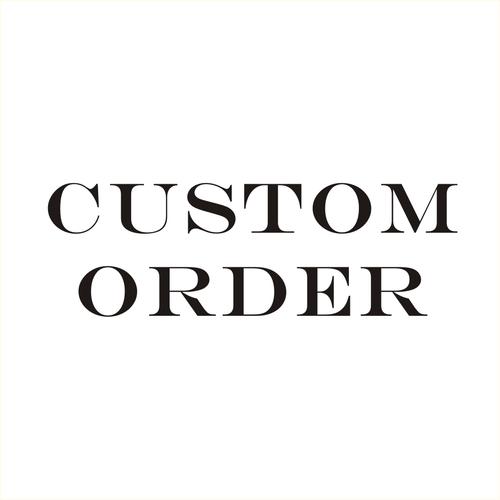 Custom Order-Mary Howe Recipe CBB-Custom Howe Add