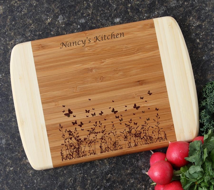 Personalized Cutting Board Custom Engraved 10 x 7 DESIGN 30 CBG-030
