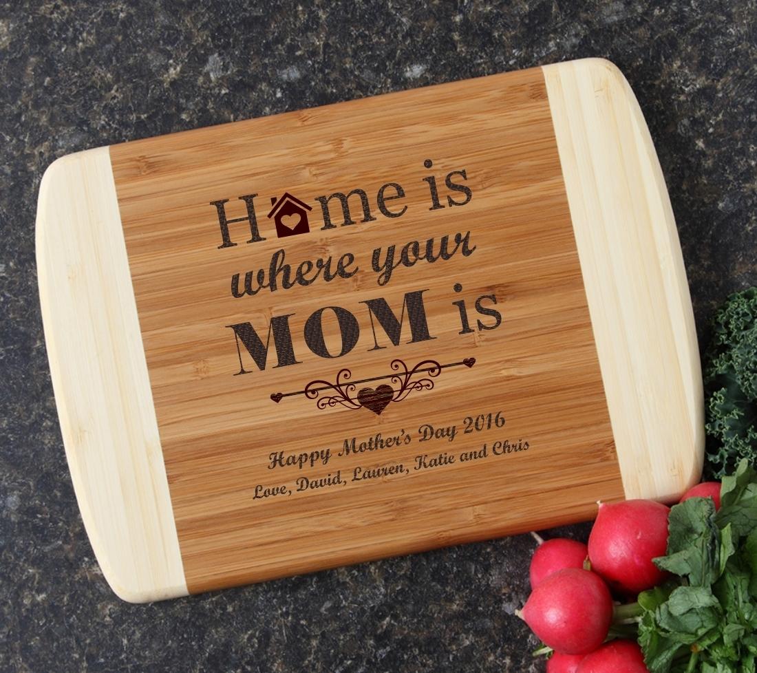 Personalized Cutting Board Custom Engraved 10 x 7 DESIGN 42 CBG-042