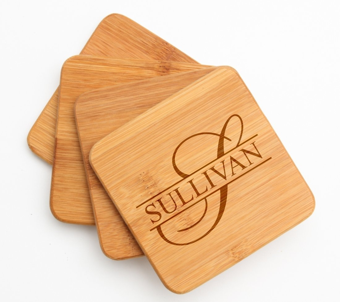 Personalized Cutting Board Custom Engraved 10 x 7 DESIGN 25