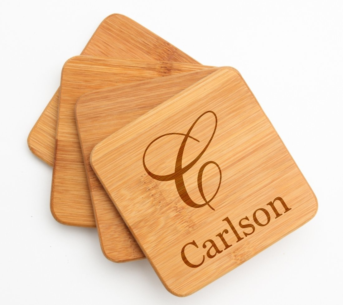 Personalized Cutting Board Custom Engraved 10 x 7 DESIGN 3