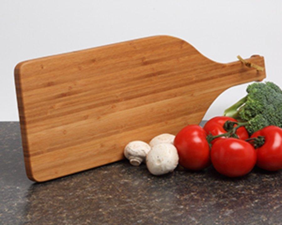 Personalized Cutting Board Custom Engraved Bamboo Cutting Board-16 x 5 Design 12